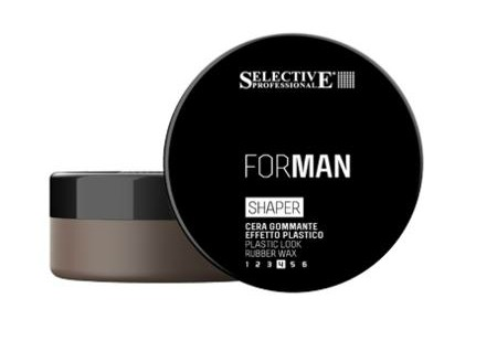 selective professional for man rubber wax shaper 100gr
