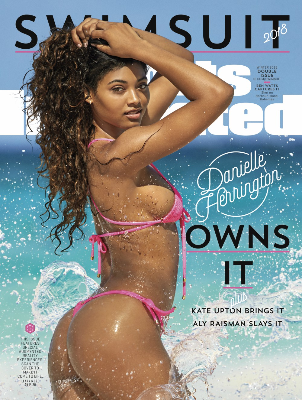cover credit ben watts sports illustrated