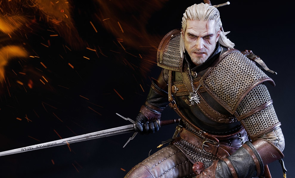 geralt of rivia the witcher 3 wild hunt feature